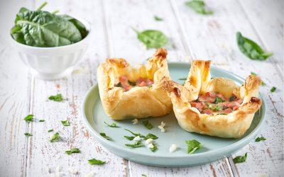 Veroni Ham Pastry Cups
