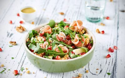 Rocket Salad with Prosciutto