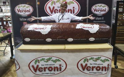 Giant Mortadella Arrives in the US