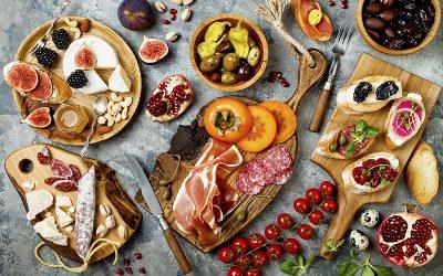 Inspiring Antipasto Platter Ideas