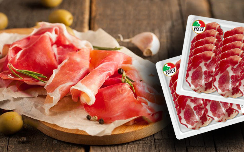 What is Coppa Pork Sausage?