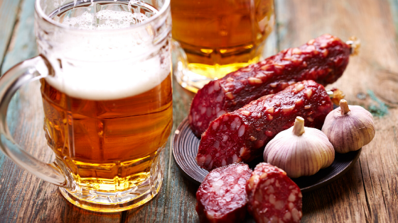 BEER AND SALAMI PAIRINGS