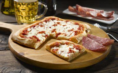 Veroni's pizza – new Italian aperitivo must-have