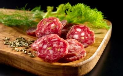 How to taste Tuscan salami
